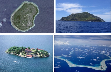 10 Most Remote and Remarkable Inhabited Islands