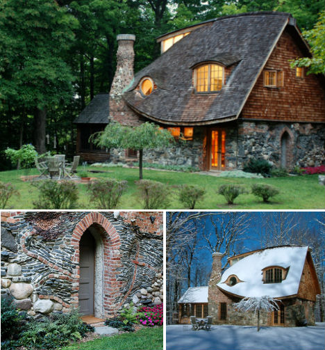 European Home Design Nyc: Fairytale Abodes: 15 Tiny Storybook Cottages