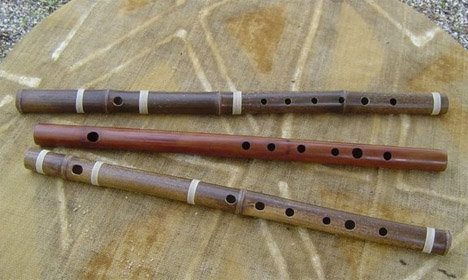 DIY Bamboo Flute