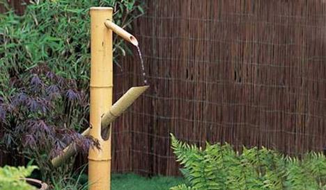 DIY Bamboo Water Hammer