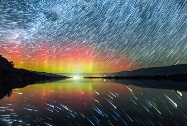 Southern Exposure: 7 Amazing Images Of The Aurora Australis