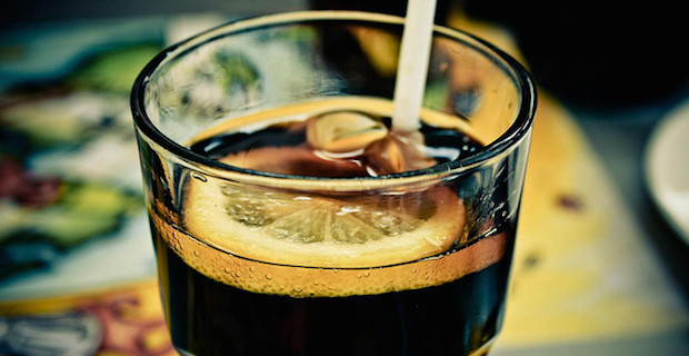 healthy swaps soda