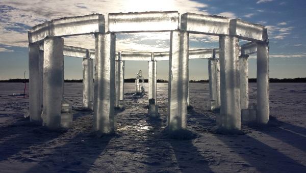 Icehenge 3a