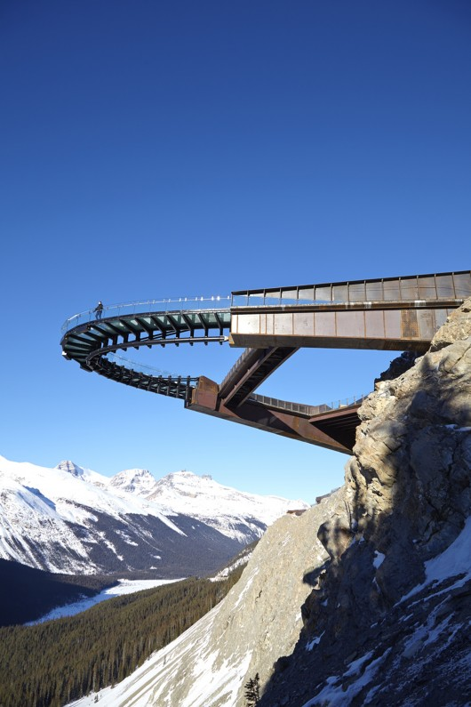 glacier skywalk 1