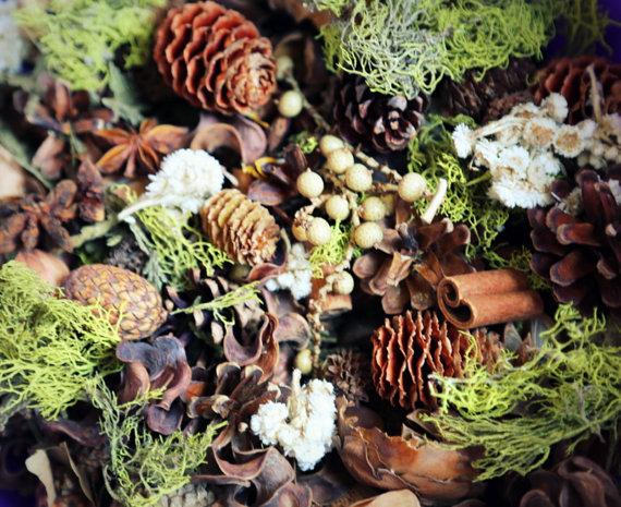 eco etsy botanical potpourri