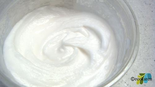 baking soda scrub