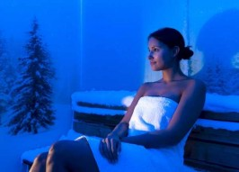 Cold Comfort: Dubai Firm's $100,000 Snow Room