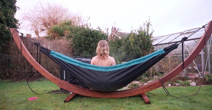 hot tub hammock 4