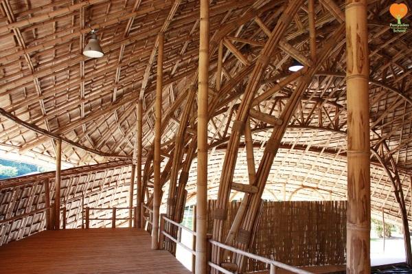 Panyaden-International-School-Sports-Hall-Bamboo-Architecture-90