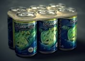 Cans Do: Wildlife Enjoy Edible Six-Pack Rings