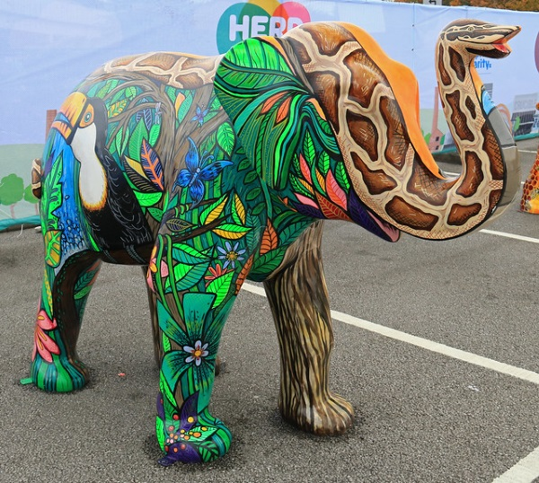 Trunk Culture: The Artful Herd Of Sheffield