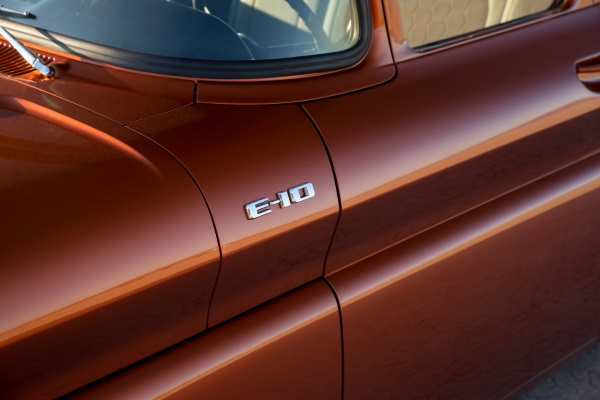 Electric E-10: Chevy's Powerful Plug-In Retro Pick-up