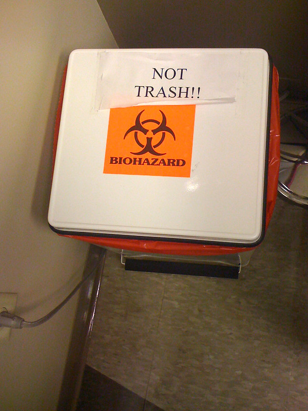 Germ School: 7 Amazing Amusing Biohazard Signs