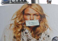 Taped Masking: 10 Face Mask Stencils, Stickers & Graffiti